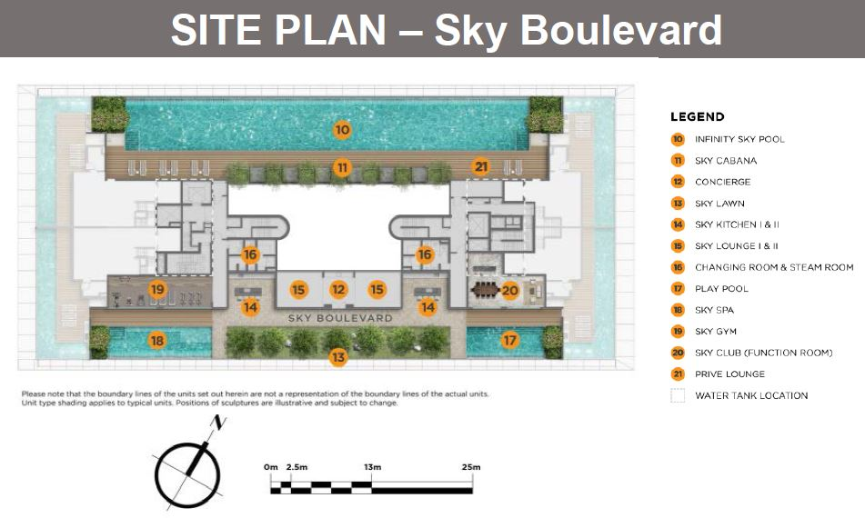 BOULEVARD 88 Facilities Picture